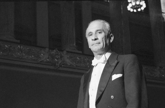 Karel Ančerl vroce 1960
