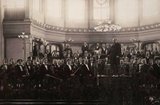 Česká filharmonie na zájezdě