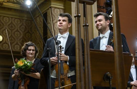 Semyon Bychkov and Czech Philharmonic