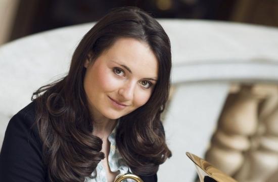Hornistka Kateřina Javůrková