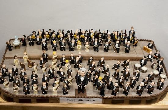 Dort se 123filharmoniky ajejich nástroji