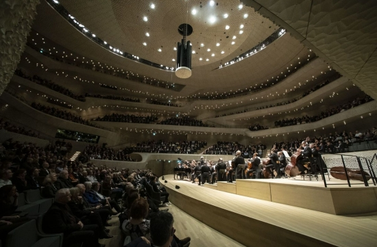 Česká filharmonie v Hamburku