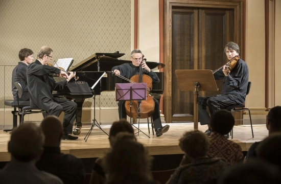 String Trio and Stanislav Gallin