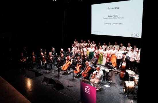 Čhavorenge, hudebníci České filharmonie ahosté zahajují konferenci Asociace britských orchestrů vBelfastu