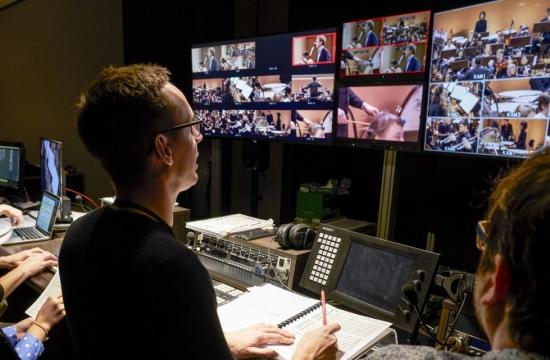 Nahrávací studio Czech Phil Media vRudolfinu
