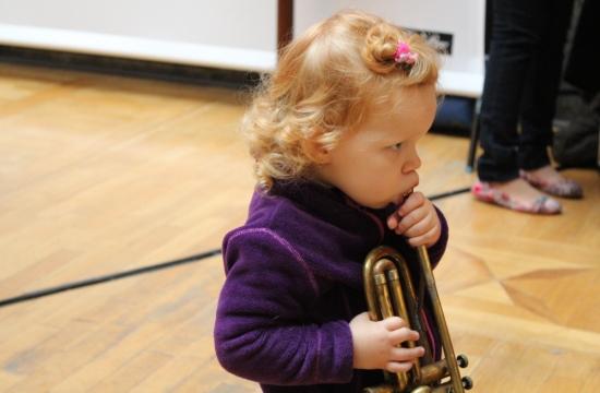 Jak chutná trumpeta