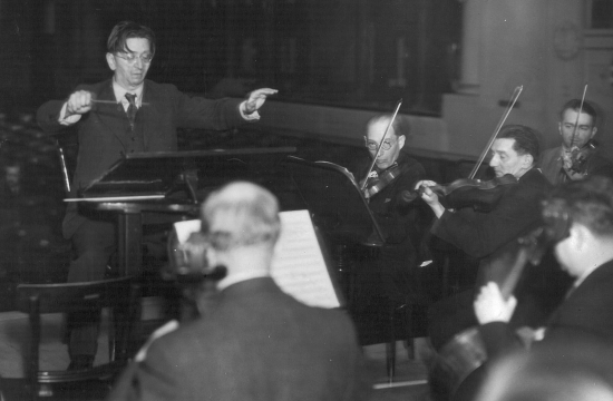 Alexander Zemlinsky (debut 1923)