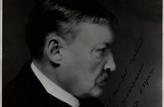 Alexander Glazunov (debut 1930)