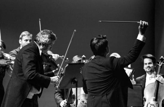 Jan Mráček a Komorní orchestr České filharmonie, 1.6. 2020 vRudolfinu