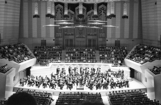 The Czech Philharmonic has twice sold out one of the world's most famous concert halls – Tokyo's Suntory Hall.