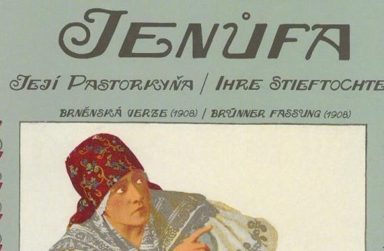 Klavírní výtah zJejí pastorkyně dle verze zroku 1908