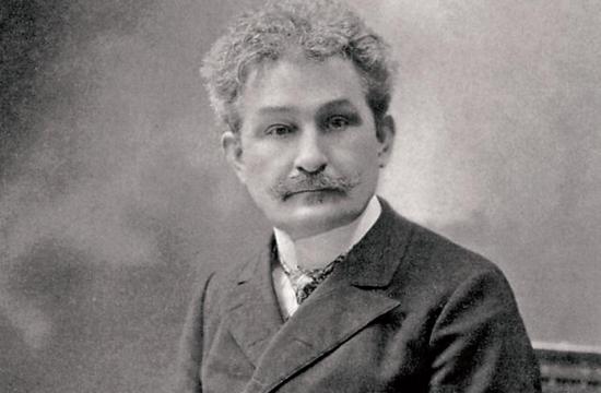Leoš Janáček v mužném věku