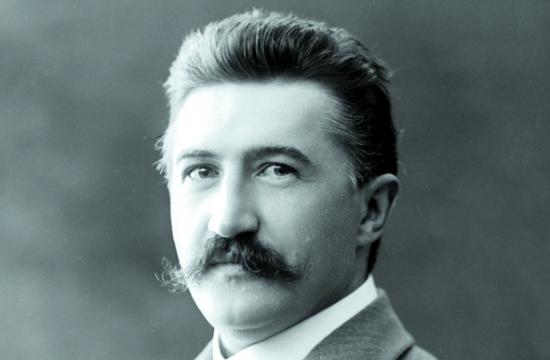 Josef Suk vroce 1906