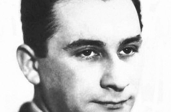 Portrét mladého Karla Ančerla
