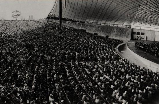 Na turné sČeskou filharmonií 1959