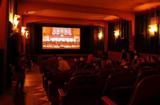 Pražské kino Aero vítá první diváky
