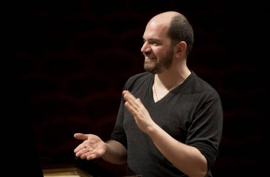 Kirill Gerstein nazkoušce předabonentními koncerty 17.–19.února 2016