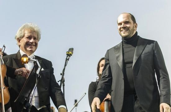 Kirill Gerstein na Open Air koncertu České filharmonie II