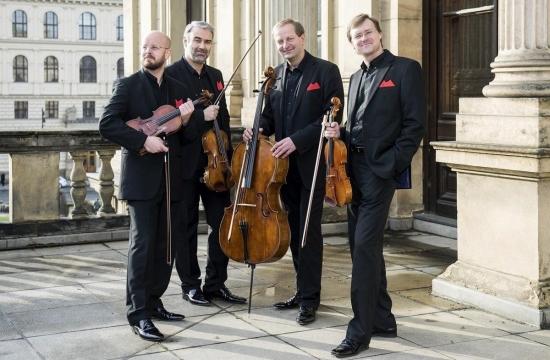 České filharmonické kvarteto