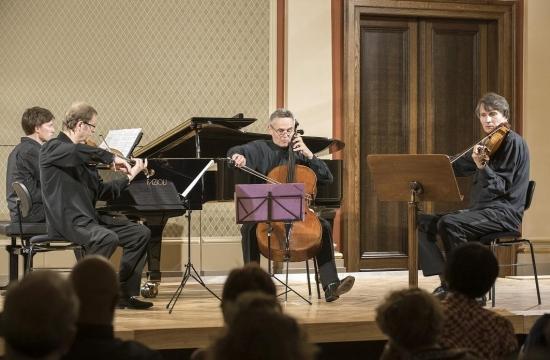 Smyčcové trio aStanislav Gallin
