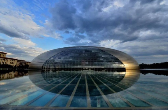National Centre for the Performing Arts - Peking, Čína