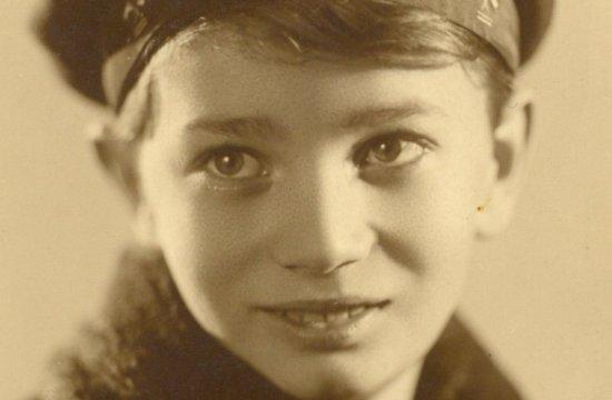 Rafael Kubelík vevěku 12let