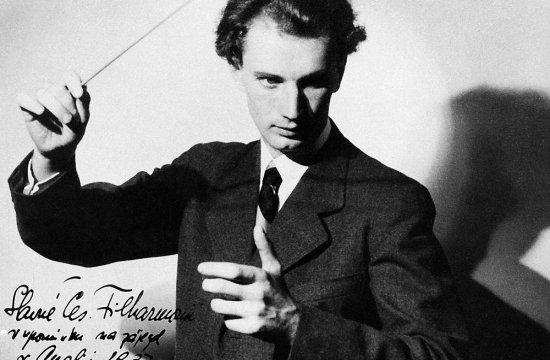 Rafael Kubelík vroce 1938