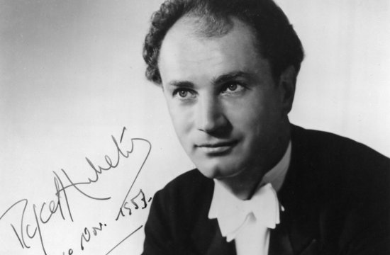 Rafael Kubelík vroce 1953