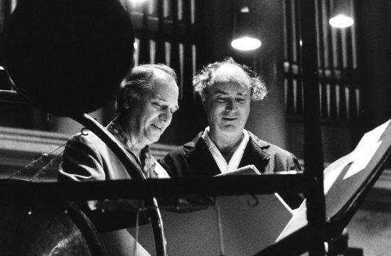 Rafael Kubelík askladatel Olivier Messiaen
