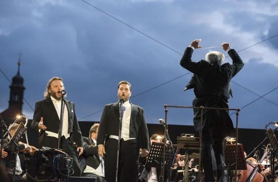Open Air koncert naHradčanském náměstí 2018