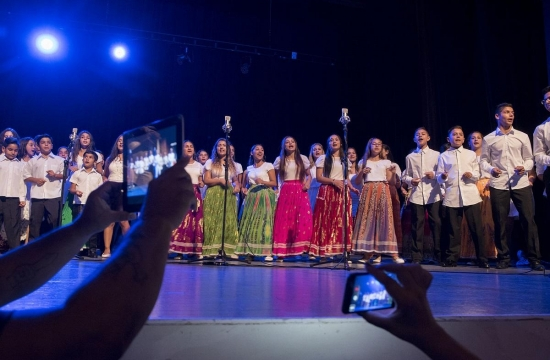 Koncert veVsetíně