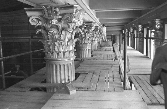 Generální rekonstrukce Rudolfina vletech 1989–1992