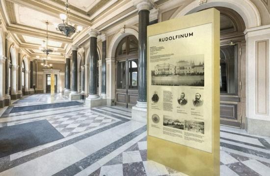 Výstava o Rudolfinu