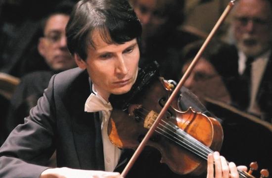 Motýlek vakci přihře violisty Jaroslava Pondělíčka