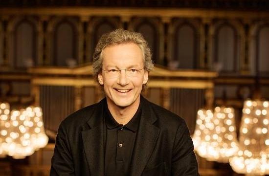 Dirigent Franz Welser Möst