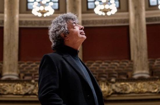 Semjon Byčkov, šéfdirigent České filharmonie