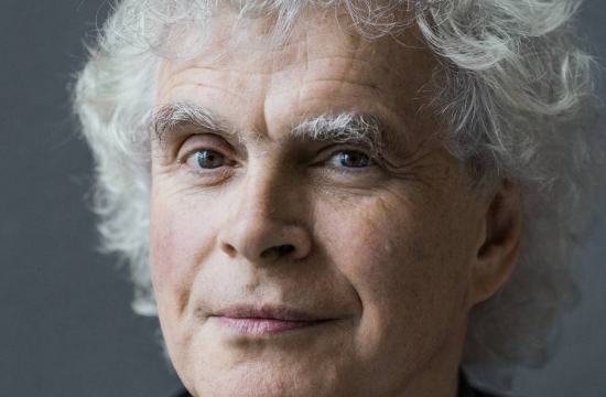 Dirigent Simon Rattle