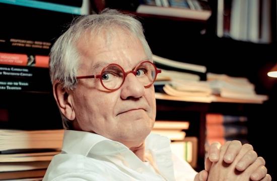Houslista a dirigent Reinhard Goebel