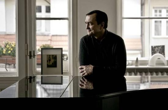 Klavírista Pierre-Laurent Aimard