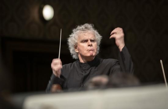 Sir Simon Rattle s Českou filharmonií