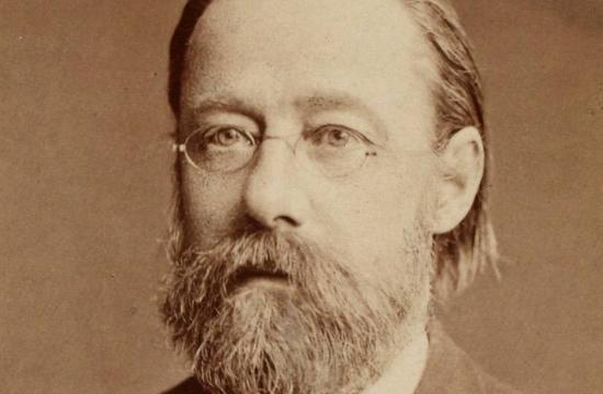 Bedřich Smetana na portrétu zroku 1878