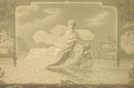 Vltava – obálky vydání jednotlivých skladeb uFrantiška Augustina Urbánka, českého hudebního nakladatele a knihkupce