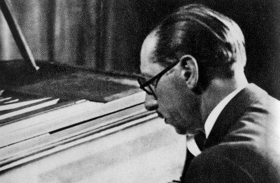 Igor Stravinský (debut 1930)