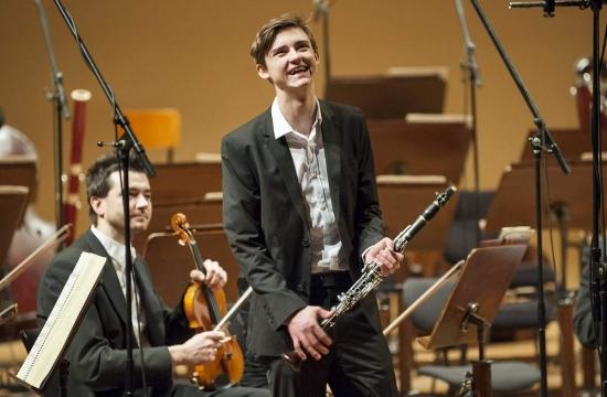 Koncert smladými sólisty 2014