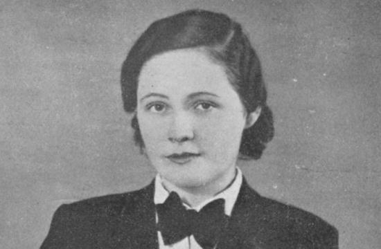 Vítězslava Kaprálová vroce 1934
