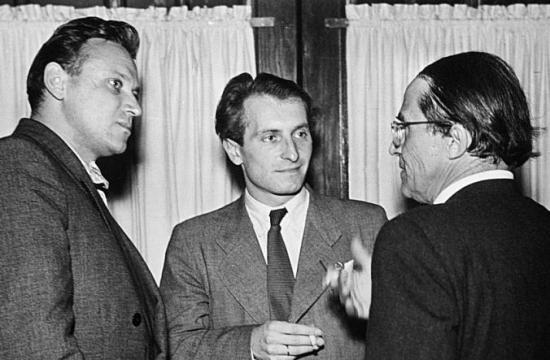 Václav Neumann, Kirill Kondrašin, 1949
