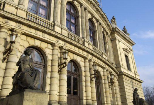 Česká filharmonie pořádá Den otevřených dveří v Rudolfinu