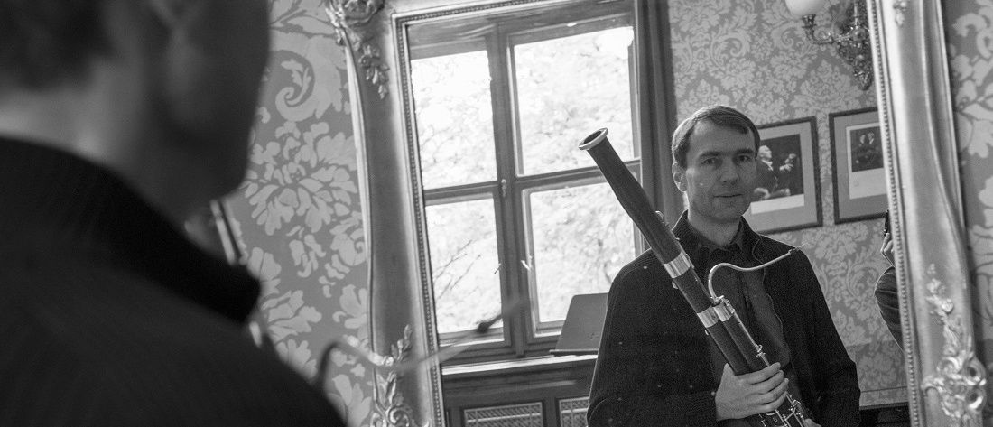 Fagotista Jaroslav Kubita | Foto: Petr Kadlec