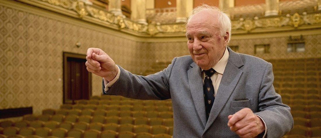 Tom Schrecker, patron Dynamického klubu České filharmonie