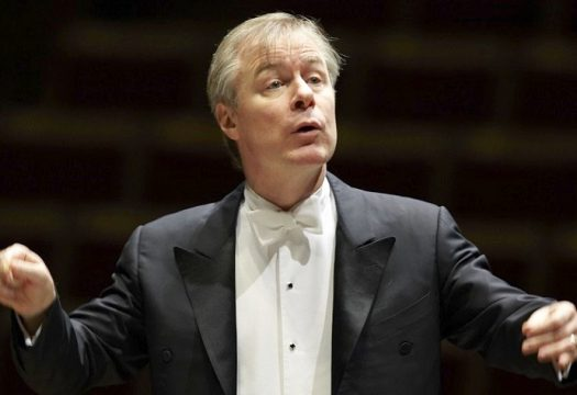 David Robertson, the conductor